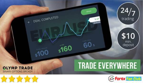 O que é Olymp Trade