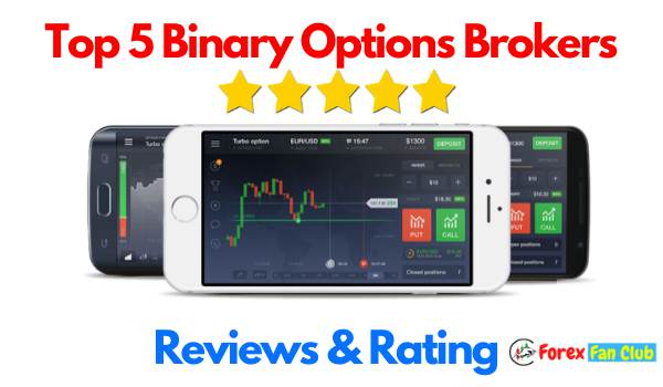 The best binary option Brokers