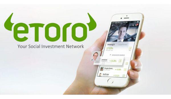 Etoro - The best copy trading Platform